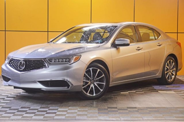 Pre-Owned 2019 Acura TLX
