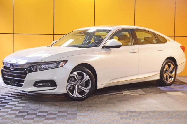 Pre-Owned 2018 Honda Accord Sedan EX-L 2.0T