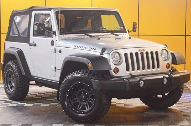 Pre-Owned 2010 Jeep Wrangler Rubicon