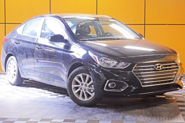 Pre-Owned 2019 Hyundai Accent SEL
