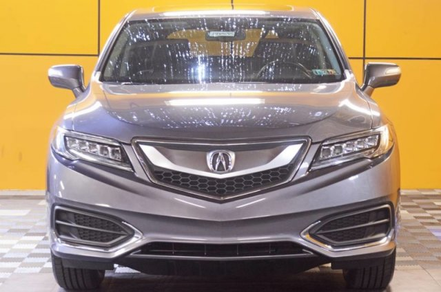 Pre-Owned 2017 Acura RDX w/Technology Pkg