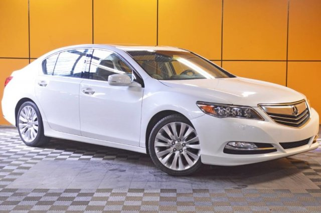 Pre-Owned 2015 Acura RLX Advance Pkg