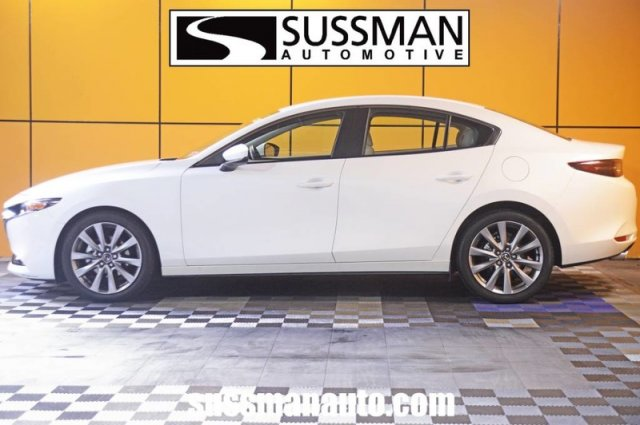 Certified Pre-Owned 2019 Mazda3 Sedan w/Select Pkg