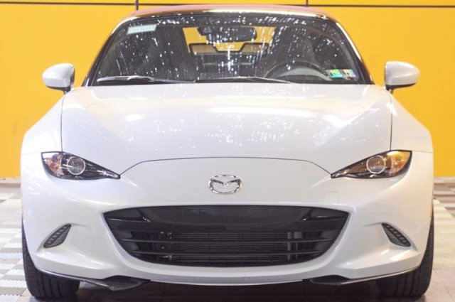 Certified Pre-Owned 2018 Mazda MX-5 Miata Grand Touring