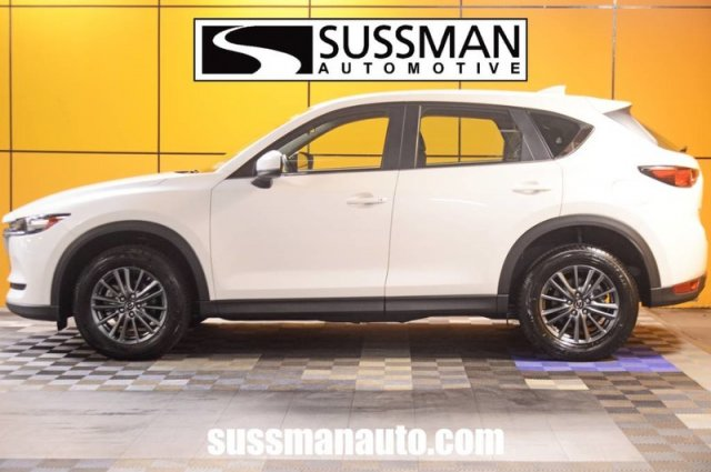 Certified Pre-Owned 2019 Mazda CX-5 Sport