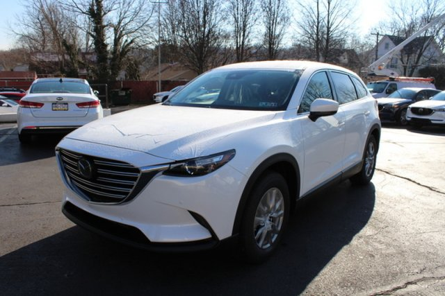2019 Mazda CX-9: Expectations, Changes >> New 2019 Mazda Cx 9 Touring Awd Sport Utility