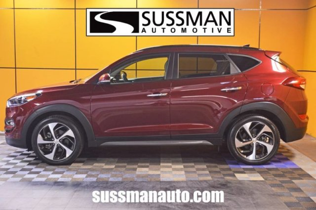 Pre Owned 2016 Hyundai Tucson Limited Sport Utility In Willow Grove