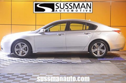 Pre-Owned 2012 Acura TL Tech Auto