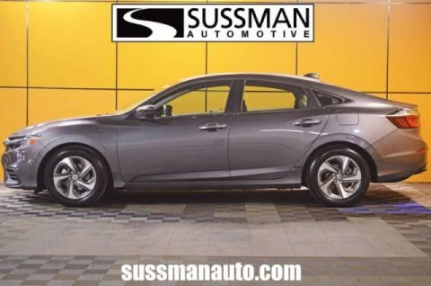 Pre-Owned 2019 Honda Insight LX