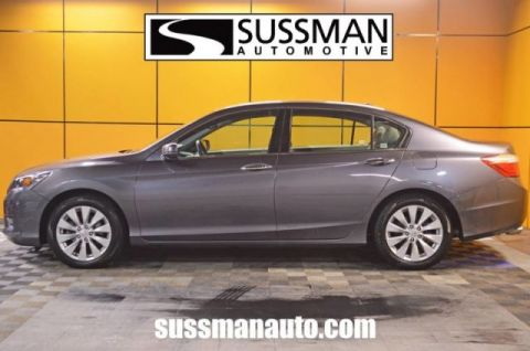 Pre-Owned 2014 Honda Accord Sedan EX-L