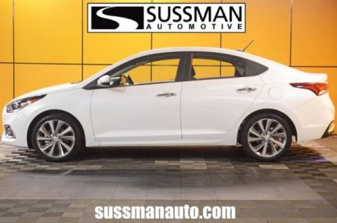 Pre-Owned 2019 Hyundai Accent Limited