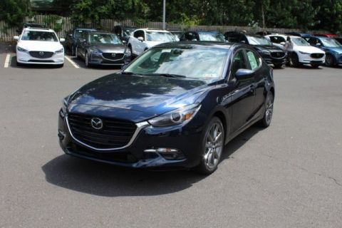 New 2018 Mazda3 4-Door Grand Touring