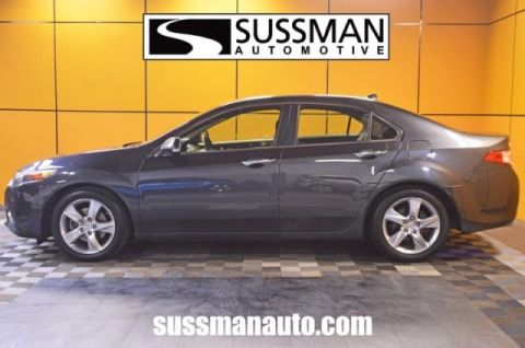 Pre-Owned 2013 Acura TSX Tech Pkg