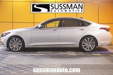 Pre-Owned 2018 Genesis G80 5.0L Ultimate